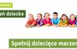 Spełnij dziecięce marzenia Podopiecznych Fundacji CMP – Czy Mogę Pomóc?
