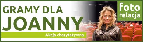 """Relacja z koncertu charytatywnego """"Gramy dla Joanny"""""""