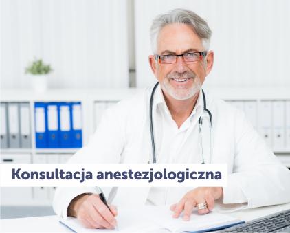 kkonsultacja anestezjologa